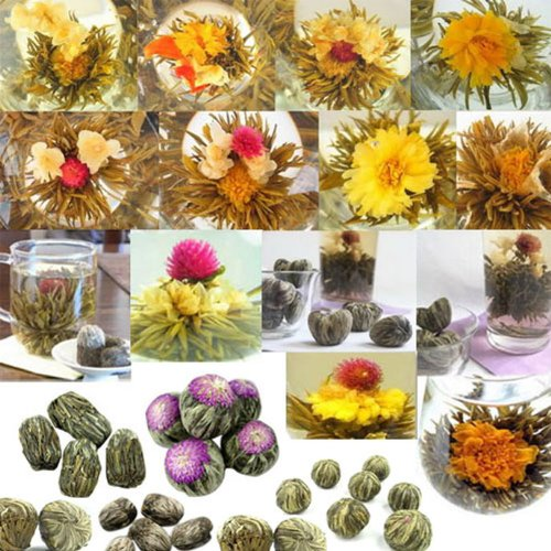 Wholesale-Random-Mix-Blooming-Tea