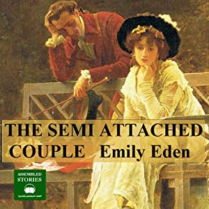 The Semi - Attached Couple Audiobook