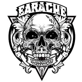 Amazon com: Earache: Twenty Five Years: Various artists