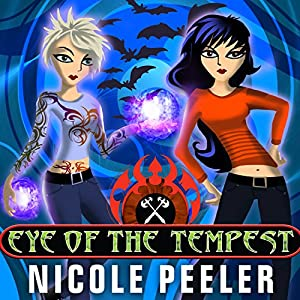 Eye of the Tempest: Jane True, Book 4 | [Nicole Peeler]