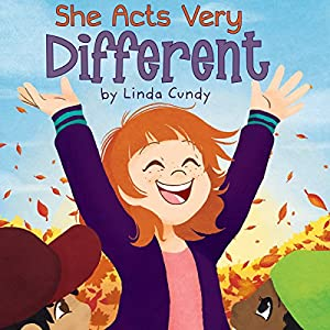 She Acts Very Different Audiobook