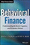 Behavioral Finance: Understanding the Social, Cognitive, and Economic Debates (Wiley Finance)