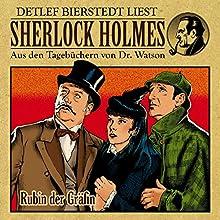 Rubin der Gräfin (Sherlock Holmes: Aus den Tagebüchern von Dr. Watson) Hörbuch von Gunter Arentzen Gesprochen von: Detlef Bierstedt