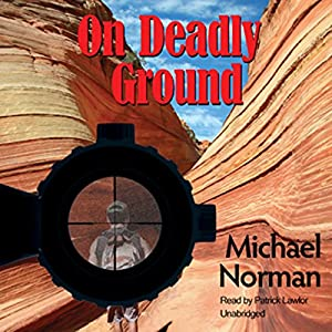 On Deadly Ground Audiobook