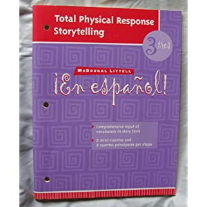 Total Physical Response Storytelling | RM.