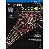 BB208CL - Measures of Success Clarinet Book 1 With CD