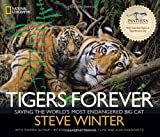 Tigers Forever: Saving the World's Most Endangered Big Cat (1426212402) by Winter, Steve