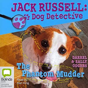 Jack Russell 2: The Phantom Mudder | [Darrel Odgers, Sally Odgers]