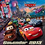 2013 Disney Cars 2 Grid Calendar