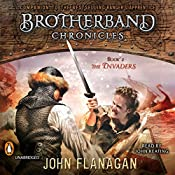 The Invaders: Brotherband Chronicles, Book 2 | John Flanagan