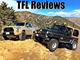 Review: Old School Jeep Wrangler vs Toyota 4Runner Off-Road & Classic Ford Bronco vs the Colorado Cliffhanger - TFL Feature