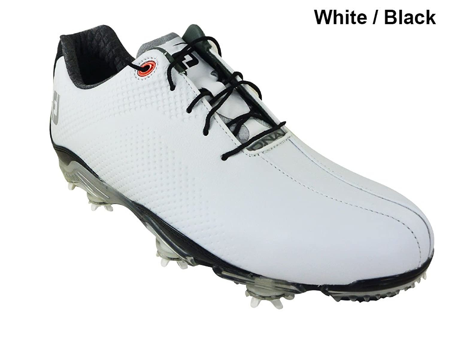 new styles 4e460 8d43c New FootJoy- DNA Golf Shoes White Black 10 M ...