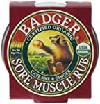 Badger Muscle Rub Organic Certified O...