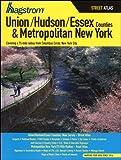 img - for Hagstrom Union/Hudson/Essex Counties & Metropolitan New York Street Atlas (Hagstrom Atlas Union/Hudson/Essex Counties Street Atlas & Metropolitan New York Road Atlas) book / textbook / text book