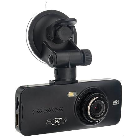 Foxnovo® AT980 écran LCD de 2,7 pouces 148 degrés grand Angle lentille FHD 1080p voiture DVR avec stationnement Mode /HDMI /AV-out /TF Slot (Noir)