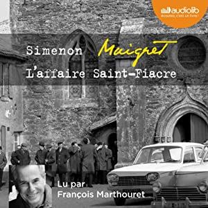 L'affaire Saint-Fiacre | Livre audio