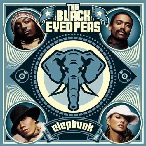 time black eyed peas album art. hot The Black Eyed Peas - The