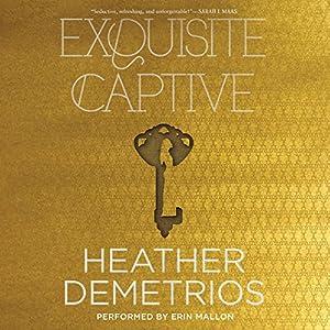 Exquisite Captive Audiobook