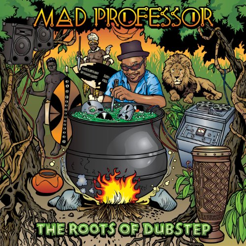 Mad Professor – The Roots Of Dubstep (2011) [FLAC]
