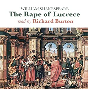 Amazon.com: Richard Burton: Richard Burton Reads The Rape ...