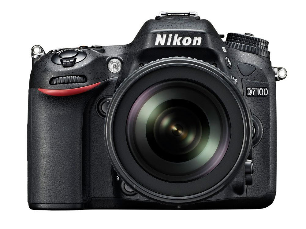 Nikon D7100 SLR-Digitalkamera (24 Megapixel,