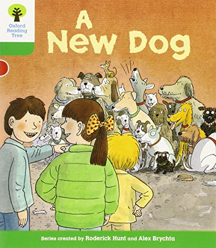 Oxford Reading Tree: Level 2: Stories: A New Dog