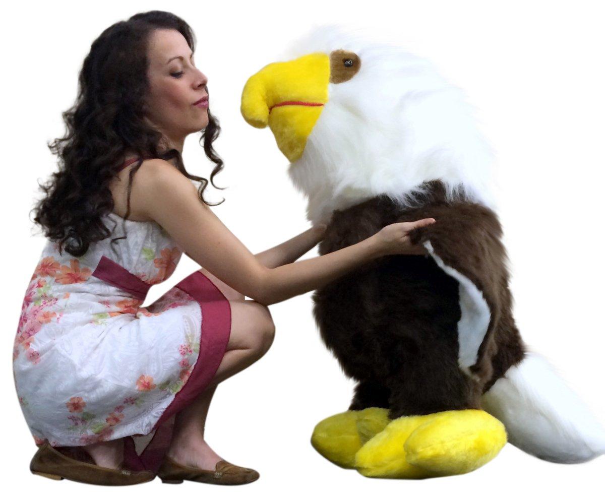 Giant Stuffed Eagle