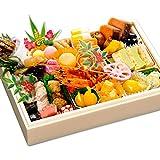 小樽きたいち 海鮮おせち 寿 特別仕様一段重 全32品 12月30日(金)着のみ