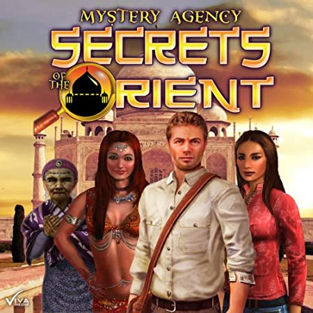 Mystery Agency: Secrets of the Orient [Download]
