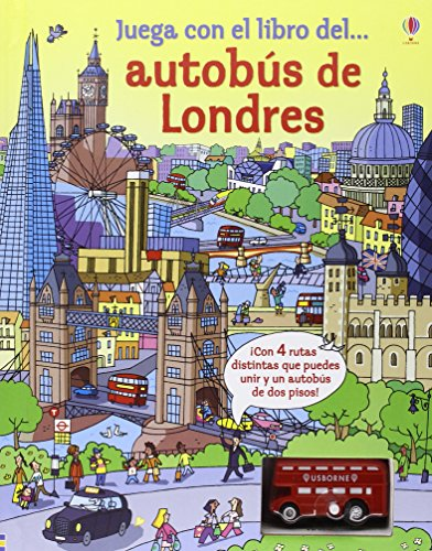 Juega Con El Libro Del Autobus De Londres