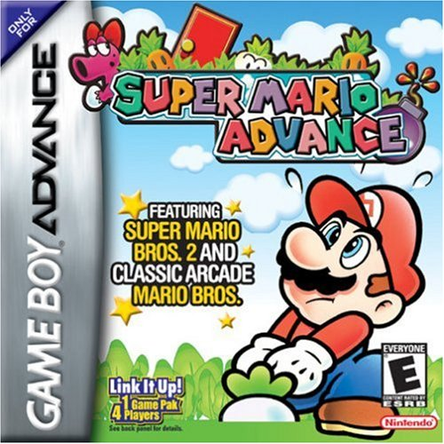 Super Mario Advance (Super Mario Brothers Gameboy compare prices)