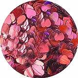 Erikonail Jewelry Collection Hologram ERI-82 Red Heart