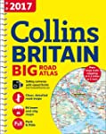 2017 Collins Big Road Atlas Britain (...