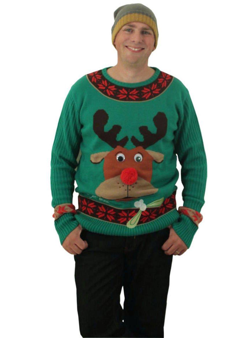 Colin Reindeer Christmas Jumper