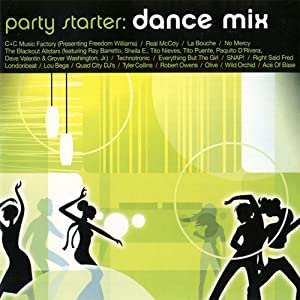 party dance mix: