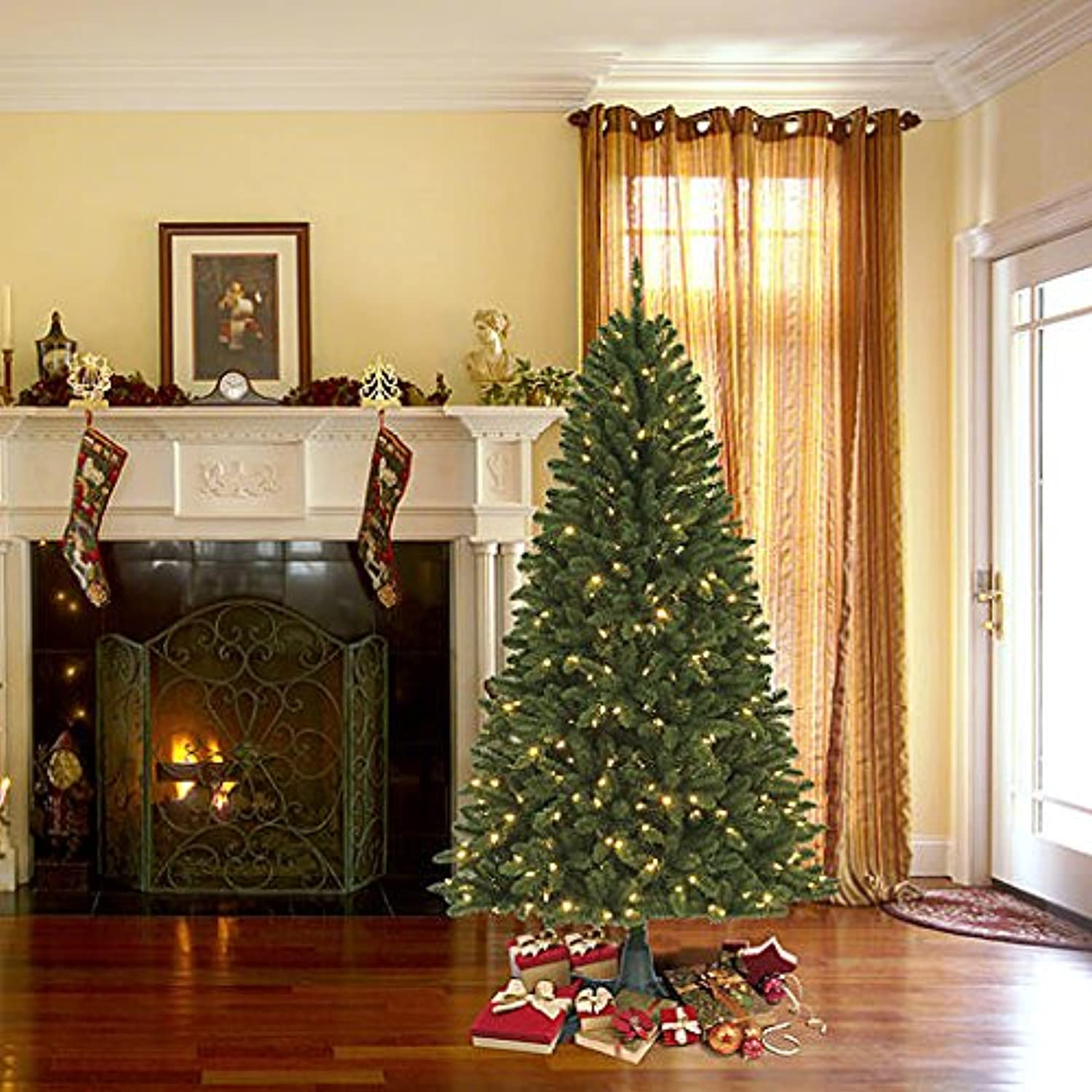 Color Switch Christmas Tree: Color Switch Plus 6.5' Ft Vancouver Fir Christmas Tree