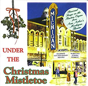 Under The Christmas Mistletoe