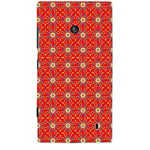 Skin4Gadgets ABSTRACT PATTERN 263 Phone Skin STICKER for NOKIA LUMIA 525