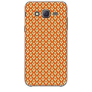 Skin4Gadgets ABSTRACT PATTERN 249 Phone Skin STICKER for SAMSUNG GALAXY J1