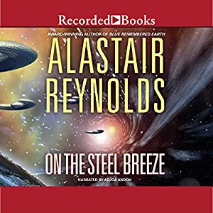 On the Steel Breeze: Poseidon's Children, Book 2 | [Alastair Reynolds]