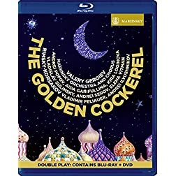 Rimsky-Korsakov: The Golden Cockerel [Blu-ray]