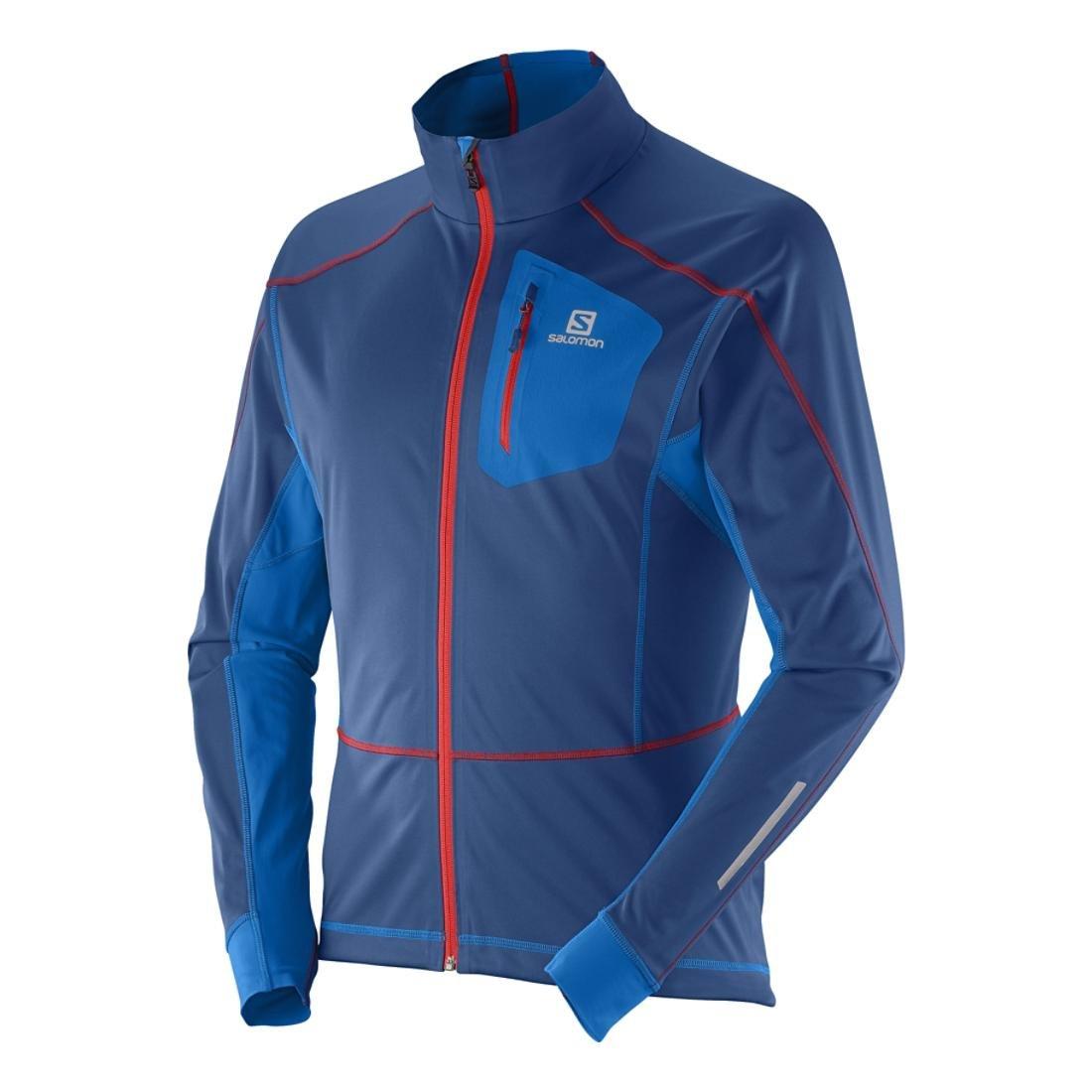 Salomon Equipe Softshell Jacket BLAU 363252 Grösse: XL online bestellen