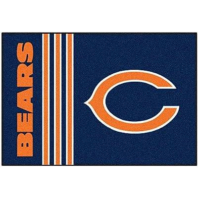 Fanmats Chicago Bears Uniform Inspired Starter Rug