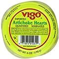 Vigo Quartered Marinated Artichoke, 6 Ounce (Pack of 12)