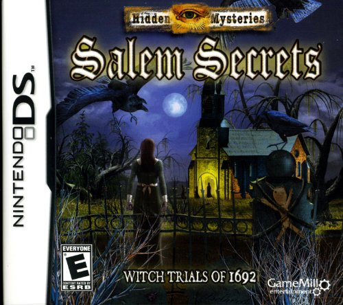Hidden Mysteries: Salem Secrets - 1