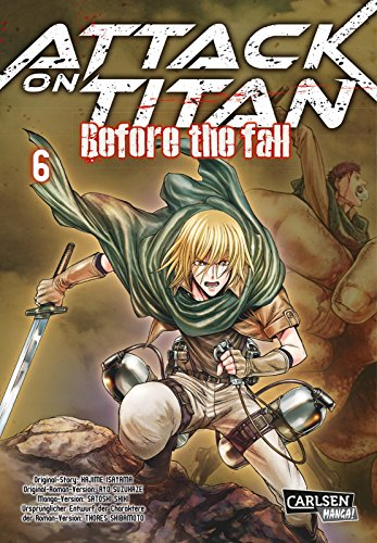 Attack on Titan - Before the Fall, Band 6