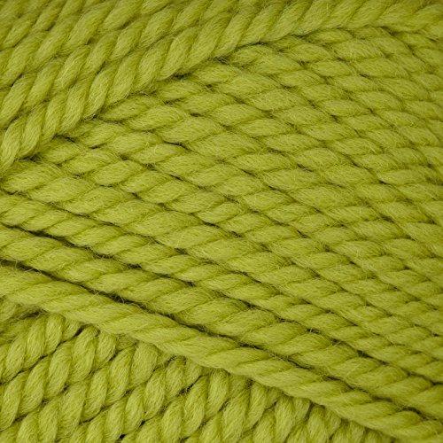 Patons Classic Wool Bulky Yarn (89223) Spring Green