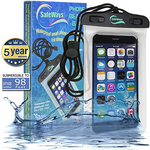 Waterproof iPhone Case - Incredibly Easy To Seal