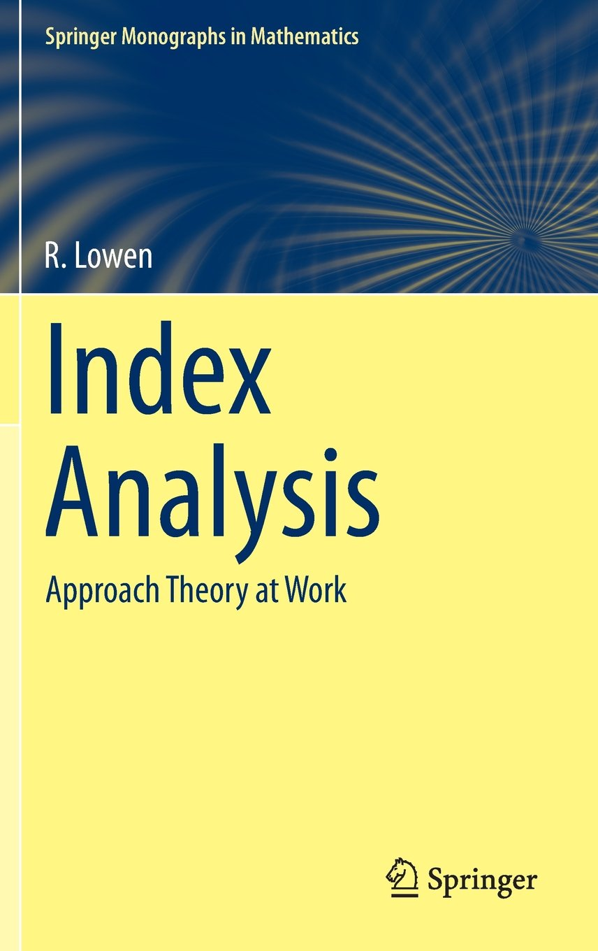Index Analysis [electronic resource] : Approach Theory at Work