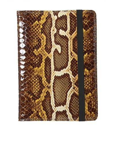 Graphic Image Women's E Reader, Brown Python